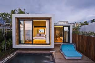 small contemporary house world of architecture small house on the beach by vaslab architecture