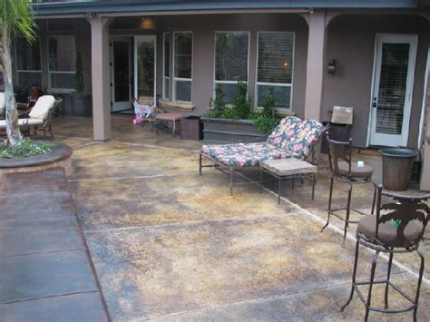 acid stain patio cbru