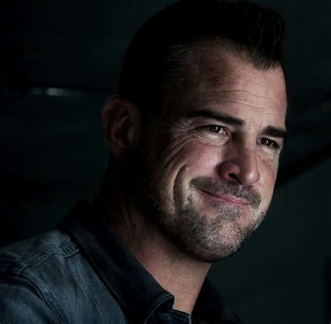 tv actor george eads george eads on last night s episode of macgyver season 1