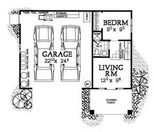 Garage With Living Space Floor Plans by Garages Plans With Living Quarters Woodworking Projects