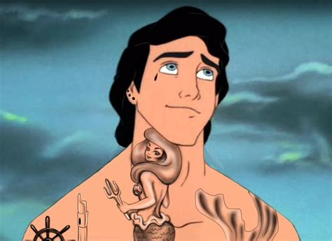 disney characters with tattoos here s what 14 disney characters would look like as