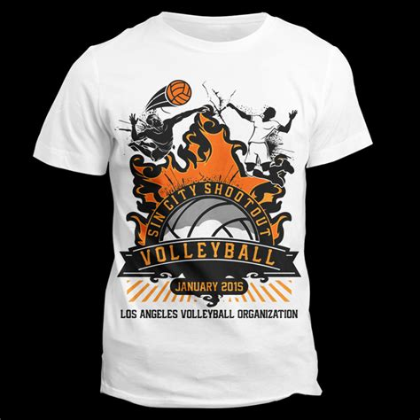 design a athletic shirt modern bold festival t shirt design for los angeles