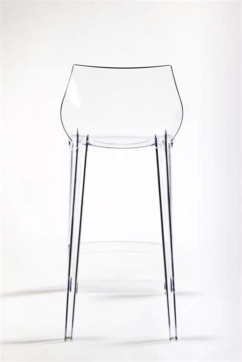 sgabelli trasparenti sgabello cucina trasparente policarbonato mahi mahi