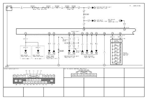 book repair manual 2004 mazda tribute navigation system mazda navigation wiring diagram wiring diagram with description