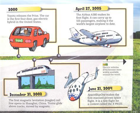 the open boat timeline illustrated timeline of transportation visual timelines