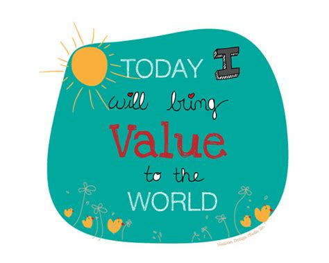 How To Add Value To Questionoftheday Day 16 How Do You Add Value To Those