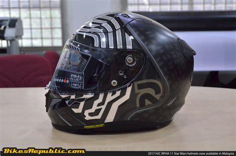 Sticker Visor Helm Hjc 2017 hjc rpha 11 wars helmets now available in malaysia from rm3 000 bikesrepublic