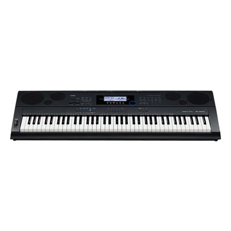 Keyboard Casio Wk 6500 disc casio wk 6500 portable keyboard at gear4music