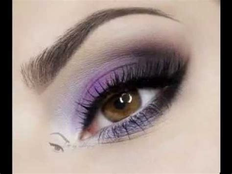 color avellana ideas de maquillaje lindos para ojos color avellana