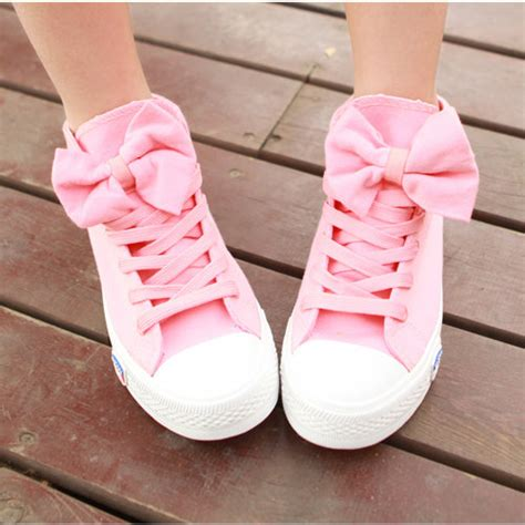 pink bow tie shoes pictures photos and images for