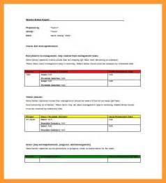 10 employee weekly status report template salary