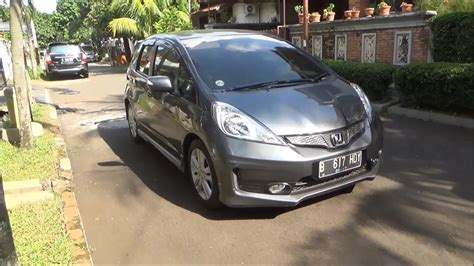 Honda Jazz Rs A T Tahun 2012 review honda jazz rs ge8 tahun 2012