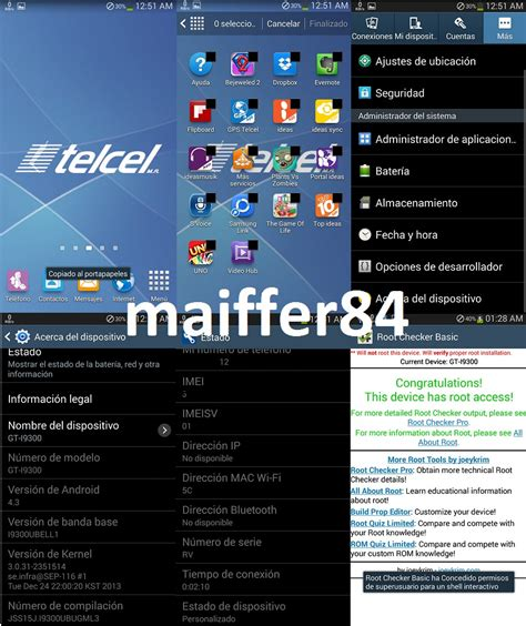 themes for rooted galaxy s3 root para samsung galaxy s3 i9300 4 3 telcel mx taringa