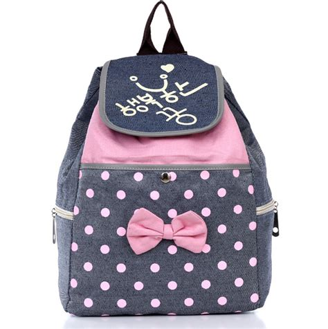 Girly Backpack backpacks sweet girly bags wewillbecausewecan