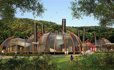 Botanical Gardens Visitor Centre Mcelroy Morrisson Cairns Botanical Gardens Cafe