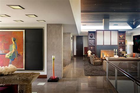 contemporary home interior designs modern desert home contemporary orange county by harte brownlee associates