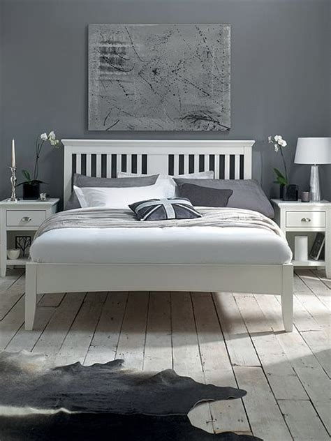 White Bedsteads King Size linea etienne white king size bedstead house of fraser