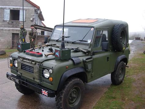 land rover wolf ex british forces land rover defender xd tdi 90 wolf