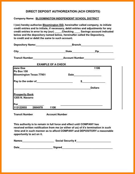 direct deposit form 10 securitas direct deposit form pay stub format