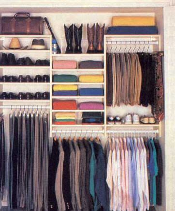 organized small closet small closet