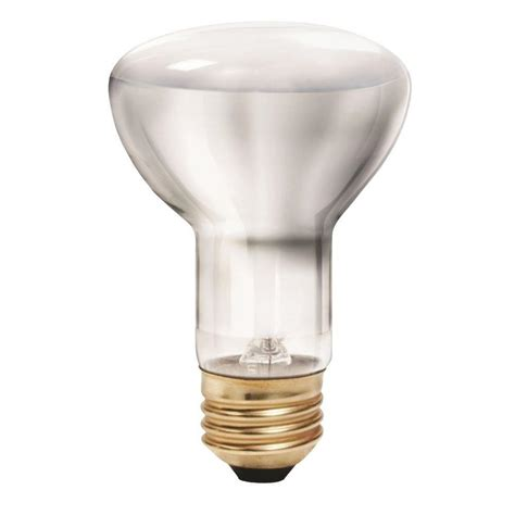 Lu Led Philips 20 Watt philips 35 watt equivalent halogen r20 flood light bulb 6