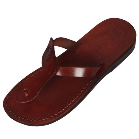 yochai handmade leather s sandals clothing