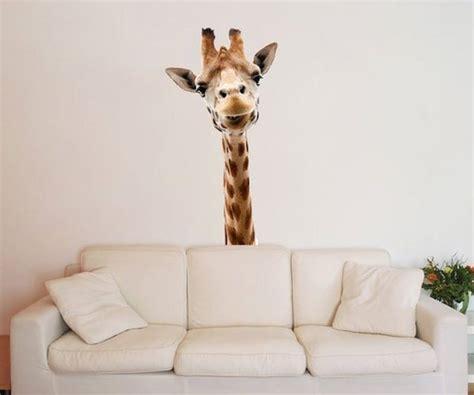 wall stickers giraffe giraffe wall sticker holycool net