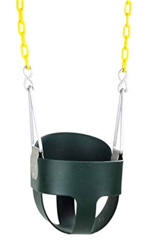 baby bucket swing seat high back full bucket toddler swing seat with plastic