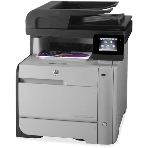 Printer Laserjet Color hp m476nw laserjet pro all in one color laser printer cf385a b h