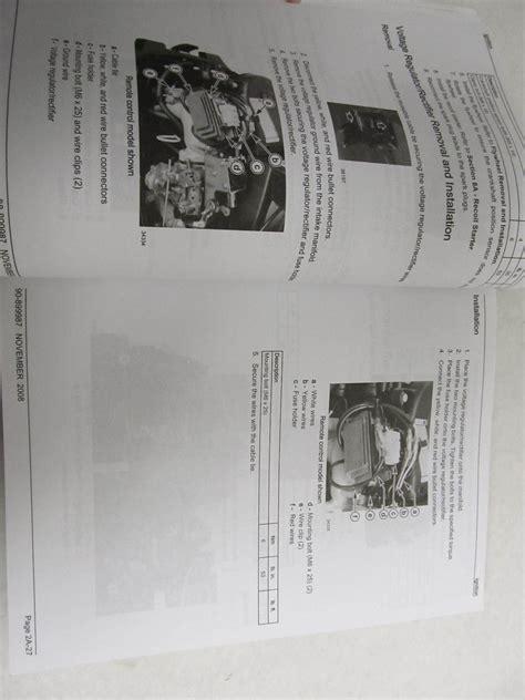 90 899987 Mercury Outboard Service Manual 15 Amp 20 Hp 4