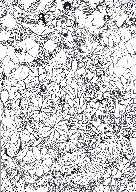 coloring pages for adults therapy de stress with free colour therapy for you and your family