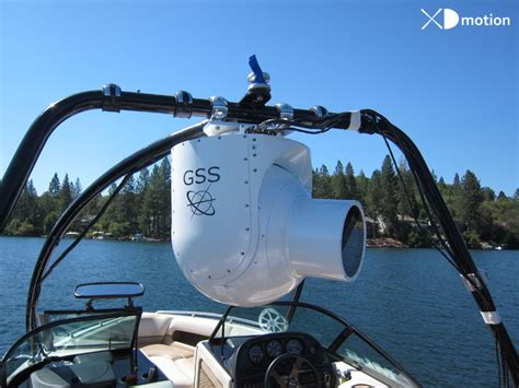 small boat gyro stabilizers feature films commercials package aerial filming and