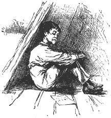 Huck Finn Chapter Summaries