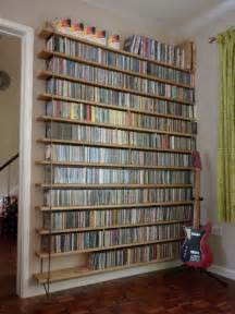 cd shelving ideas living room cd storage shelves wall mounted in best 20
