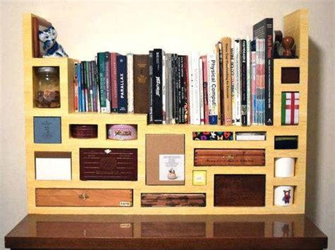 easy diy cardboard shelves diyideacentercom