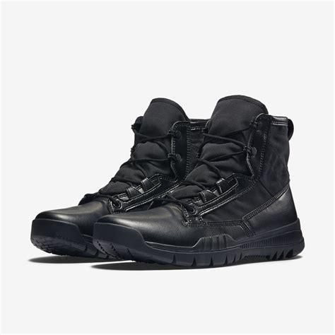 Nike Sfb Field 8 Boot Black nike sfb field 6 quot unisex boot nike