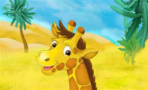 la giraffa vanitosa la giraffa vanitosa favole e fantasia