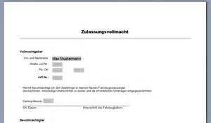 Word Vorlage Schreibschutz Aufheben Ms Word Kfz Zulassungsvollmacht Autofreund24