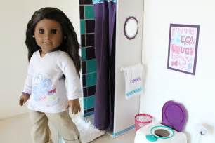 Washing Clothes In Bathtub How To Make A Doll Shower Doll Crafts Youtube