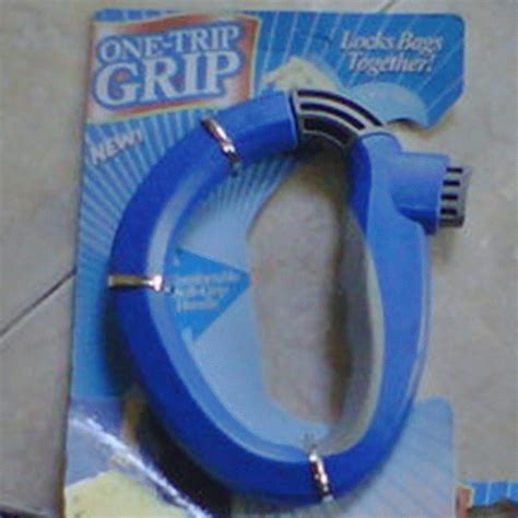 One Trip Grip Pegangan Kantong Plastik perlengkapan rumah store
