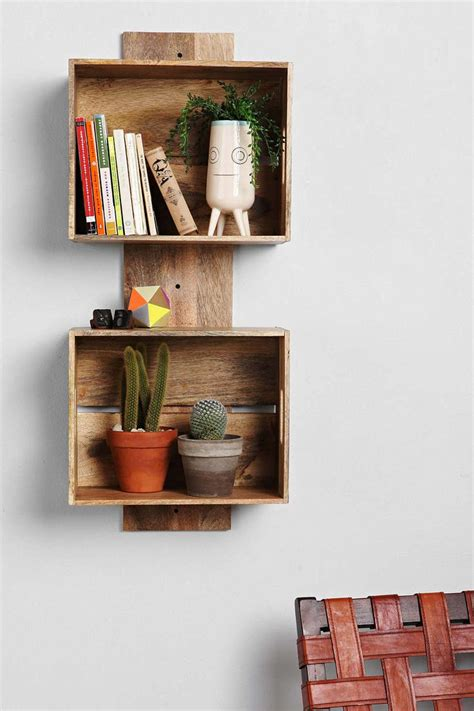 1000 ideas about small wall shelf on wall