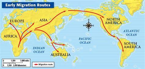 american migration from asia map macmillan mcgraw hill california vistas 2007