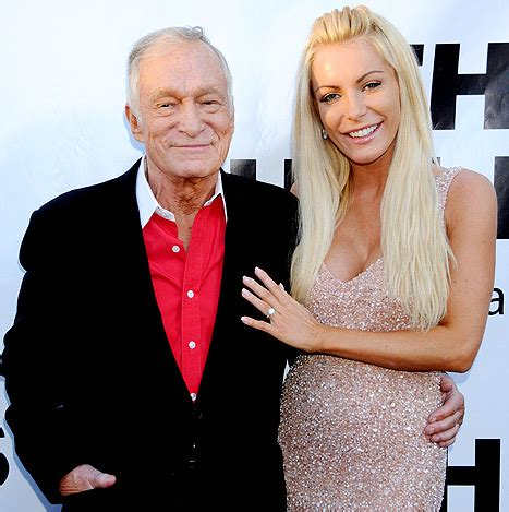 Hugh Hefner And On Baby Theres Been Lots Of Trying by Hugh Hefner Claims He S Slept With Quot A Thousand Quot