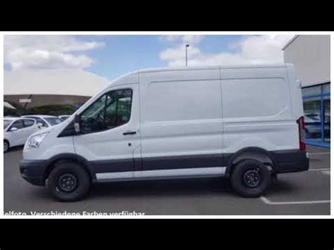 Auto Online Pietsch by Ford Transit Custom Youtube