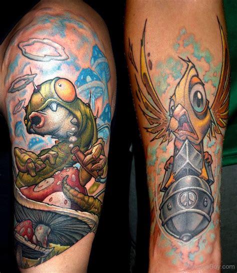 tattoo cartoon new school cartoon tattoos tattoo designs tattoo pictures page 6