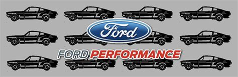 Ford Performance Vehicles By 2020 by Ford Promises At Least 12 New Performance Vehicles By 2020