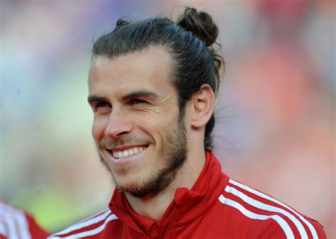 what is gareth bale hair called top 7 football player hair style