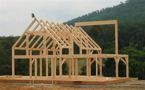 Building An A Frame House by Timberframe Houses Defined Everything Log Homes