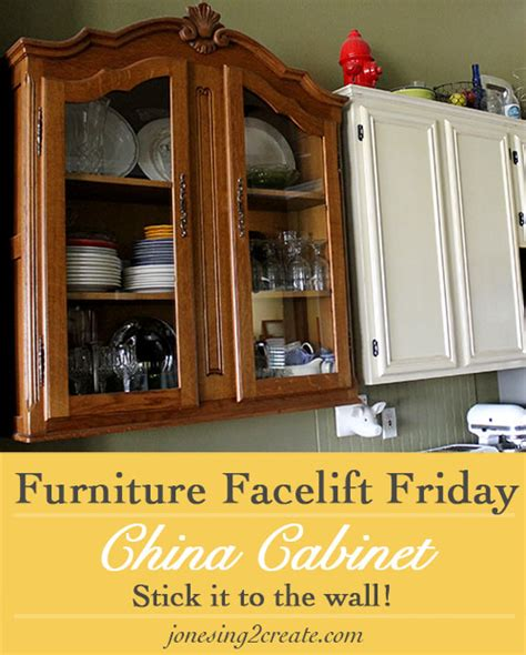 in wall china cabinet furniture facelift friday china cabinet turned kitchen