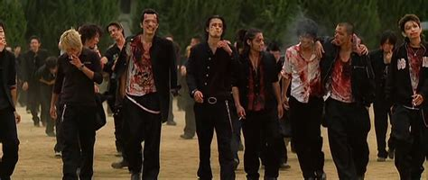 film genji vs serizawa crows zero just write